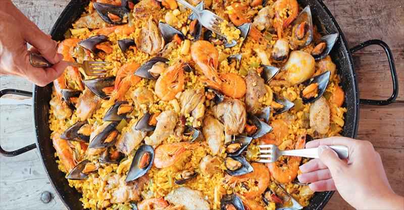 paella-spanish-caterers